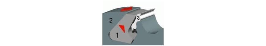 Hobelmesser  Tersa - Probois machinoutils