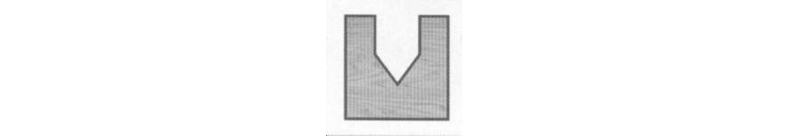90°-V-Nutfräser - Probois machinoutils