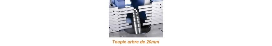 Herramientas para fresadora taladro 20 mm - Probois machinoutils