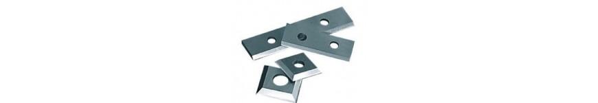 Les plaquettes carbure pour outils de toupie - Probois machinoutils