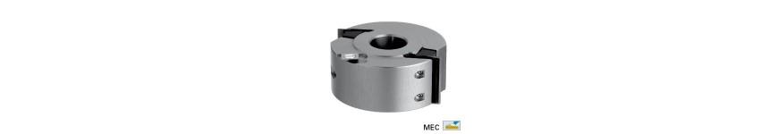 Testa portacoltelli multiprofilo de 30 mm - Probois machinoutils