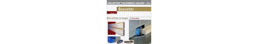 Specialized books on woodworking and DVD - Probois machinoutils