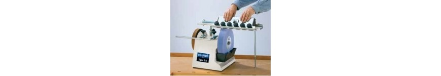 Devices for Wet and dry sharpener - Probois machinoutils