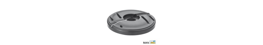 Panel raising cutterhead bore 50 mm - Probois machinoutils