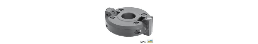 Outils multipente alésage 50 mm - Probois machinoutils