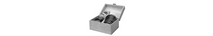 Collars & butting rings bore 50 mm - Probois machinoutils