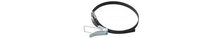Sangles et colliers pour aspirateur à copeaux - Probois machinoutils