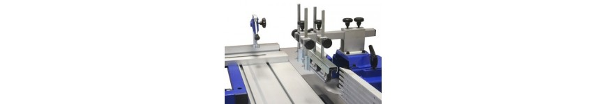 Accessories for spindle moulder - Probois machinoutils