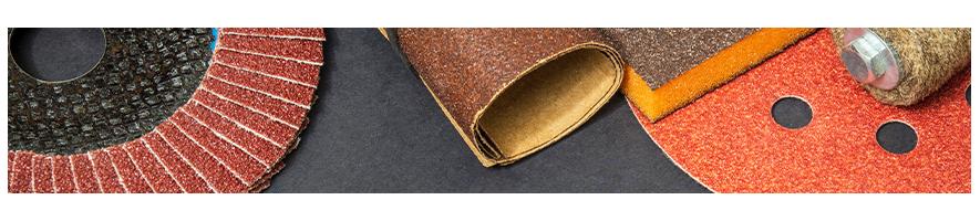 Abrasifs pour le ponçage bois et métal - Probois machinoutils