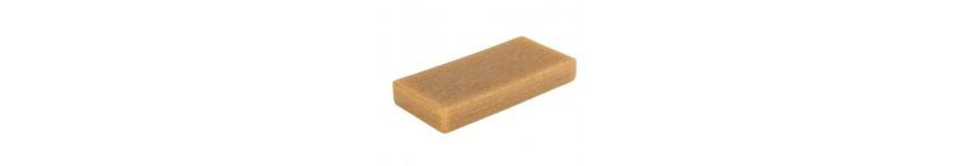 Support velcro, gomme de nettoyage abrasif - Probois machinoutils