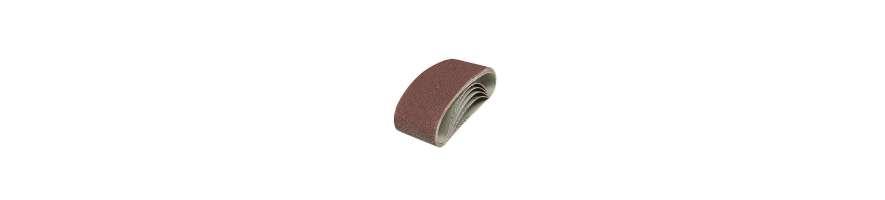 Bande abrasive 100x610mm pour ponceuse portative