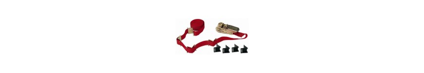 Steel band and strap clamps - Probois machinoutils