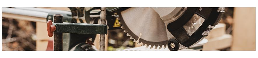 Sierra ingletadora radial - Probois machinoutils