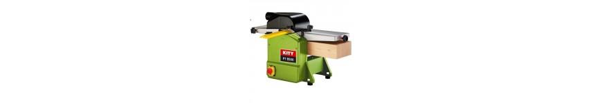 Courroies dégauchisseuse Kity PT8500 et Woodstar PT85