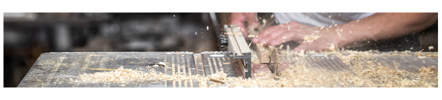 Las sierras circulares de mesa y sierras de cinta de formato - Probois machinoutils