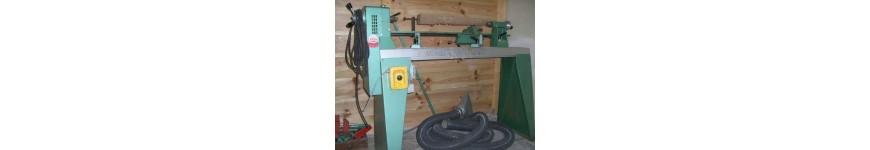 Belt wood lathe Kity TAB664 and DMV200 - Probois machinoutils