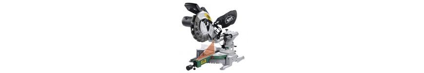 Pièces pour scie à onglet radiale 254 mm Kity Scheppach Woodstar