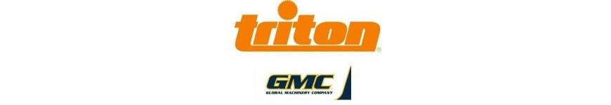 Pièces détachées machines GMC, Triton, Silverline