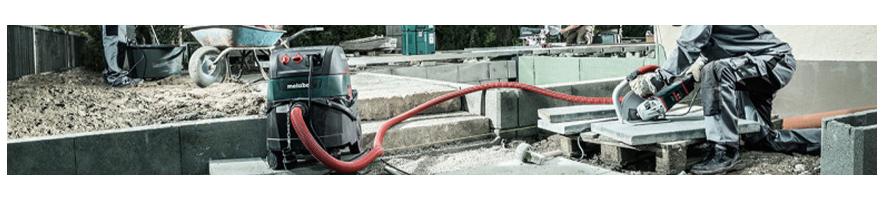 Aspirateurs pour outils electroportatifs - Probois machinoutils