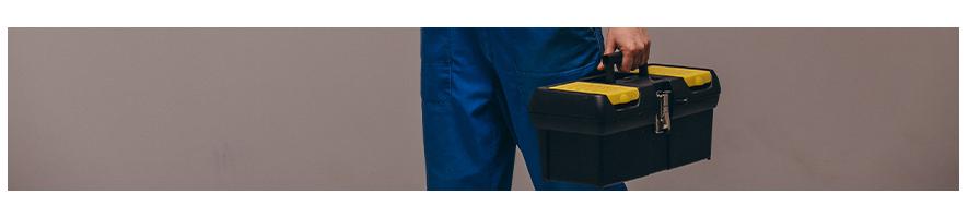 Caja de herramientas - Probois machinoutils