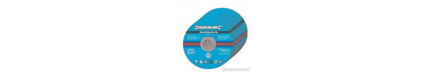 Discs, grinding and cut-off wheels - Probois machinoutils