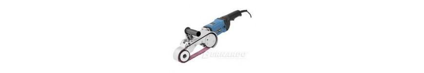 Belt sander portable for metal - Probois machinoutils